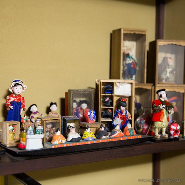 京町家 ひよりコレクション・人形
